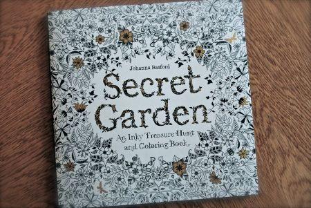 Secret Garden Coloring Book1