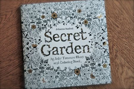 Secret Garden Coloring Book1