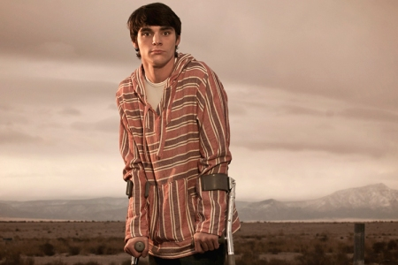 Walter White, Jr. (RJ Mitte) - Breaking Bad _ Season 5B _ Gallery - Photo Credit: Frank Ockenfels 3/AMC